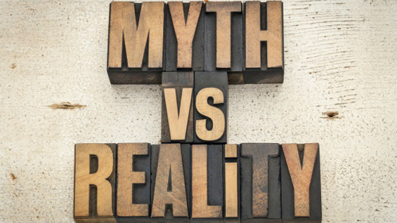 Most Common Web Design Myths
