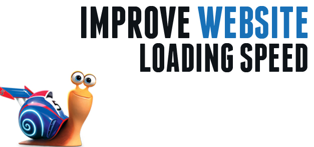 Improve Website Page Loading Speed