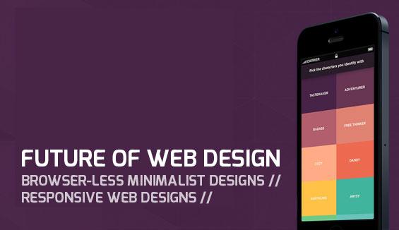 The Future of Web Design In India