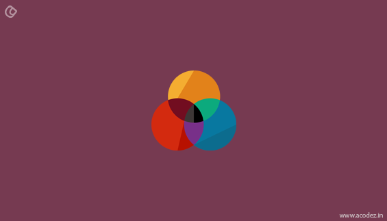 Color of your content
