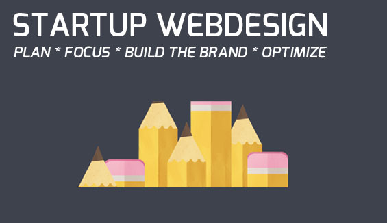 How to Create a Startup Website