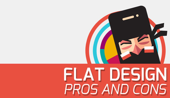 Pros and Cons of Flat Design
