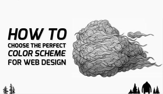 Color Scheme for Web Design Projects