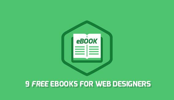 free ebooks for web designers