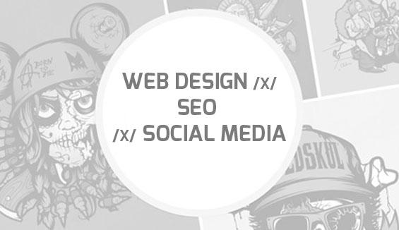 Web Design vs SEO vs Social Media