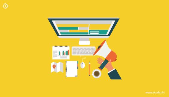 Incorporate flat design website