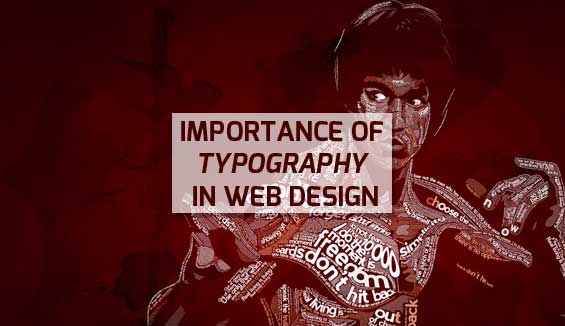 why is typography so important in web design ?