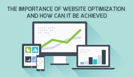 the importance of website optimization and how can it be achieved