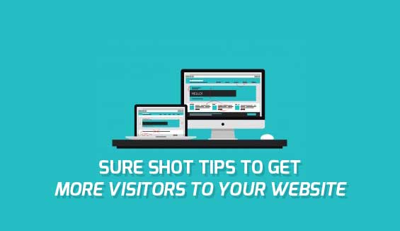 tips for designers to get more visitors to your website