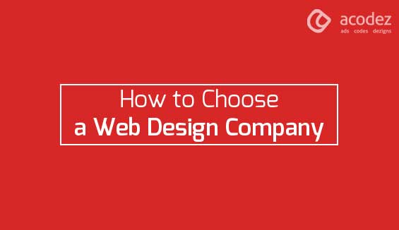 How to Choose a Website Designing Company
