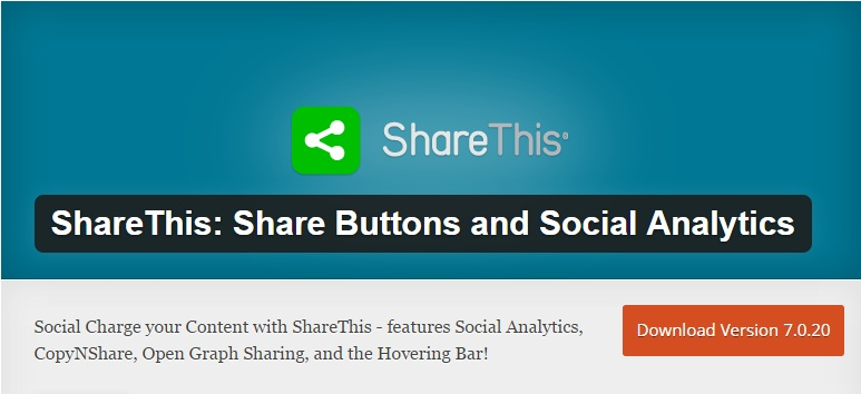 Download Install Share This Plugin