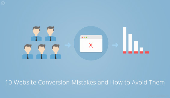 Website Conversion Mistakes and How to Avoid Them