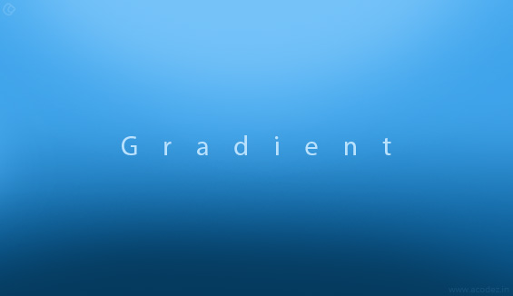 Add Gradient Effects