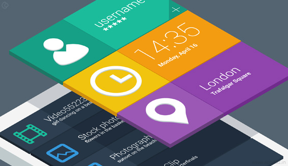 Try to design easy to use type of interface