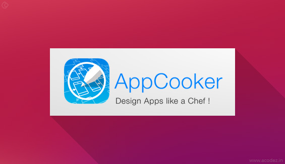 ux tools - appcooker