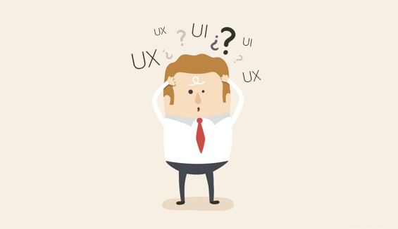 Do not confuse UI with UX