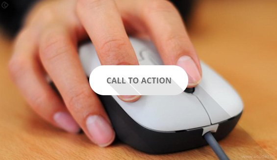 Natural call to action