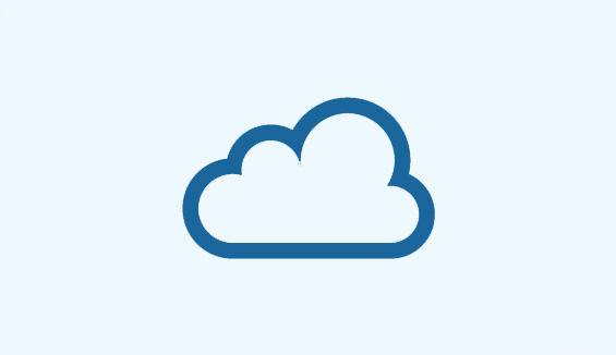 Cloud based data driven technology - Top Mobile App Development Trends