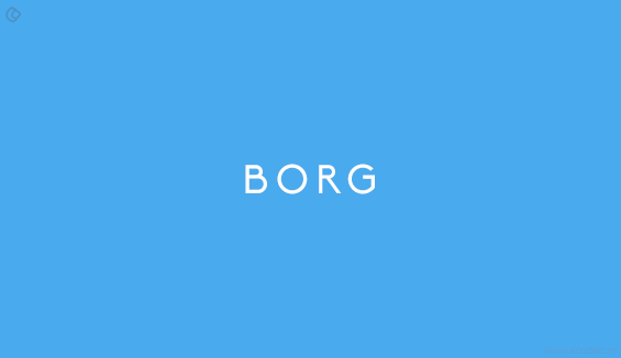 Borg - Free Fonts for Professional Web Design