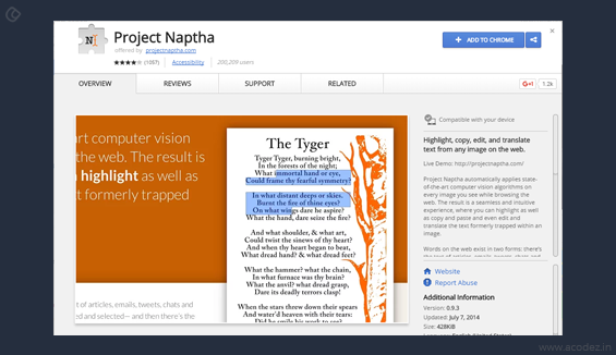 Project Naptha