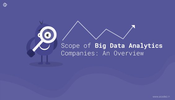 The emergence of big data analytics companies in India: The story, Scope and beyond!