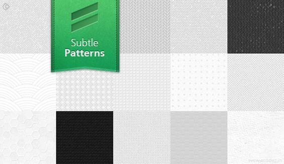 SubtlePatterns