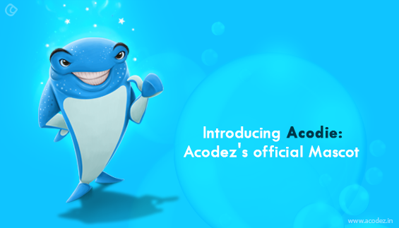 Intoducing Acodie: Acodez's official Mascot