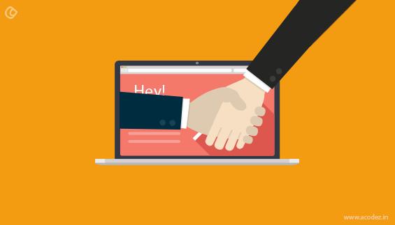 Website builds relationships
