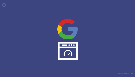 Google Page Insights To Check The Speed Of A Page
