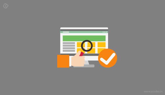 Identify website redesign