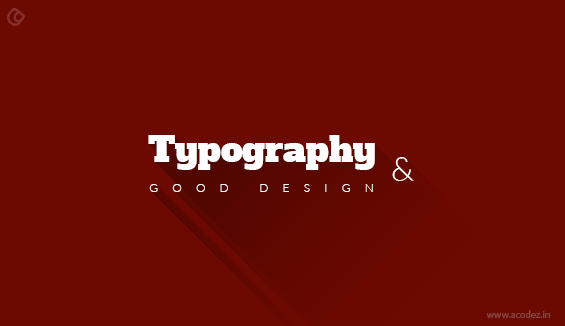 Improve designs ideas with paired fonts