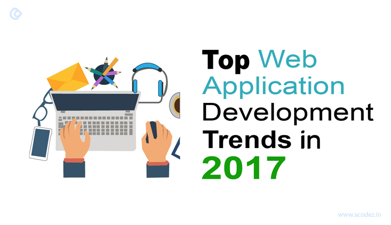 Top web application development trends