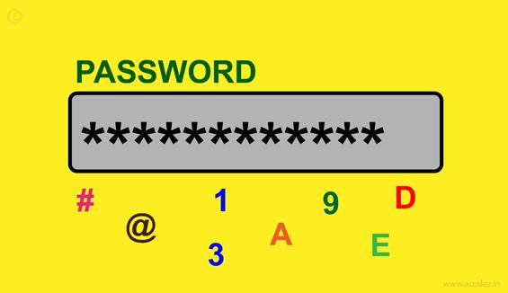 Choose your passwords carefully - wordpress security