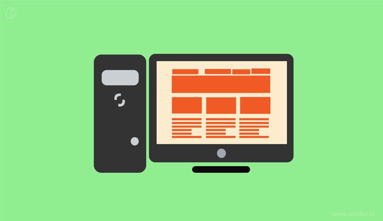 Main ingredients of responsive web design