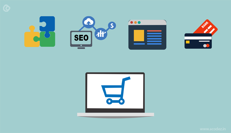 ultimate elements every designer must know before designing an e-commerce site