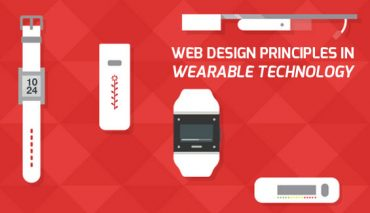 Web Design Principles in Wearable Technology