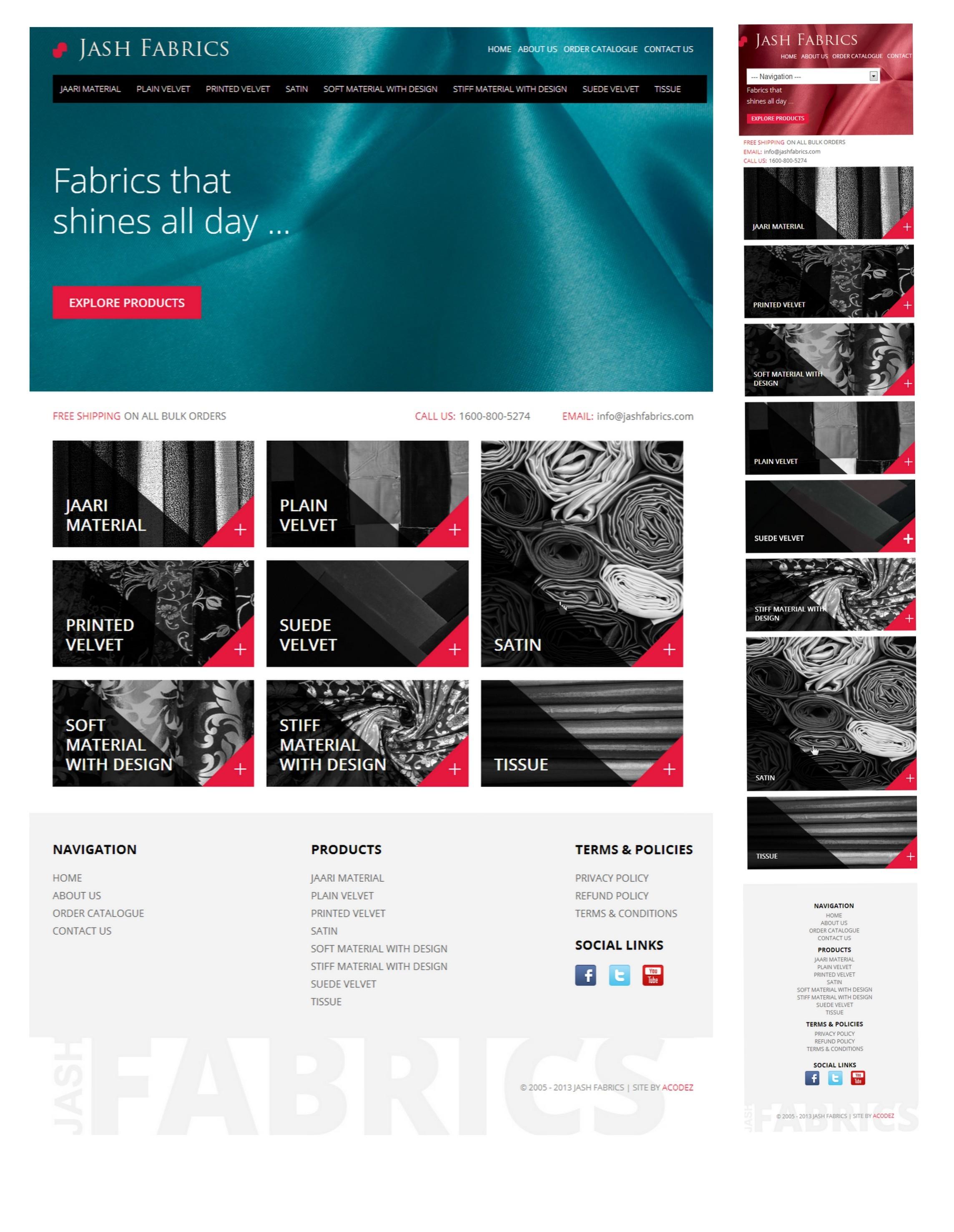 Popular Web Design Technologies