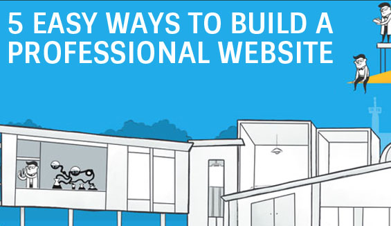 Create a Professional Website