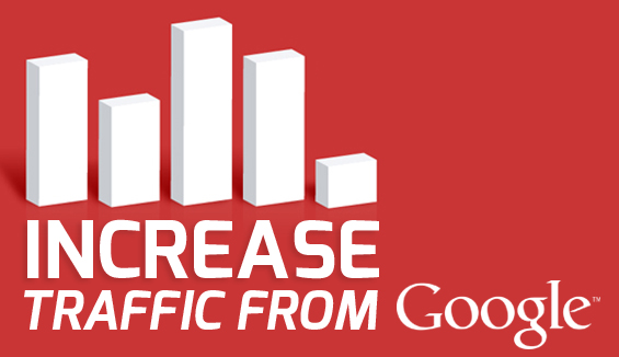 Increase Web Traffic From Google