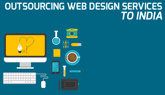 Outsourcing Web Design Services to India