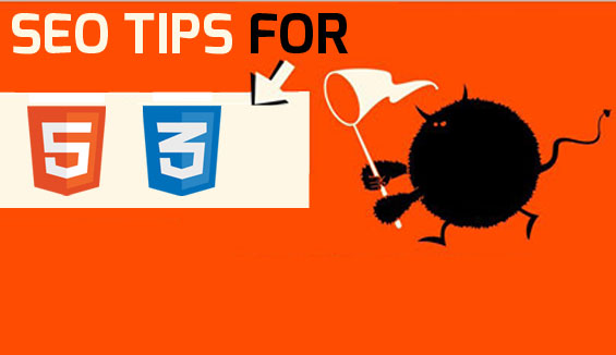 SEO tips for HTML5 and CSS3