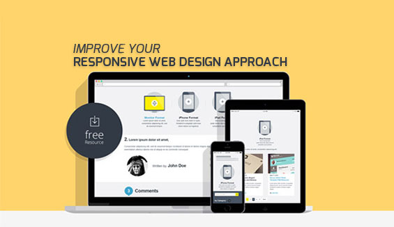 Tips To Improve Your Responsive Web Design Approach
