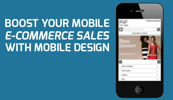 Boost your mobile e commerce sales with mobile design patterns for E commerce mobili