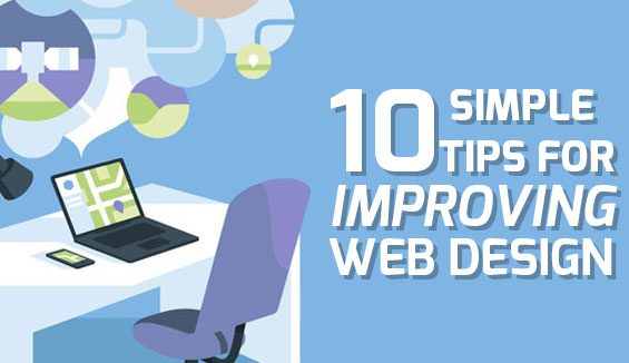 Simple Tips for Improving Your Web Design