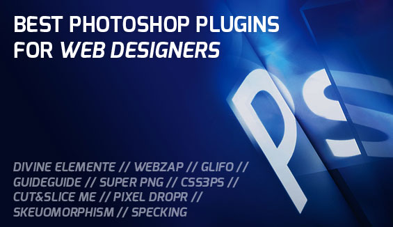 best photoshop plugins for web designers
