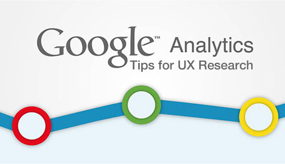 Google Analytics Tips for UX Research