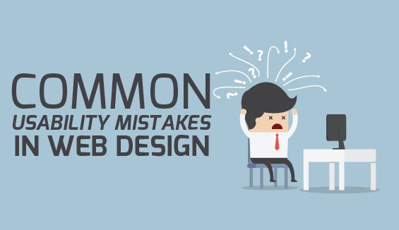 Common Mistakes In Web Design Usability
