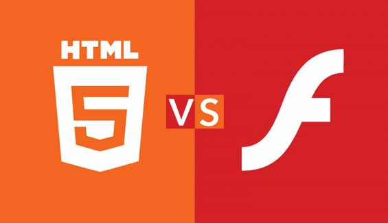 benefits of using html5 animation over adobe flash