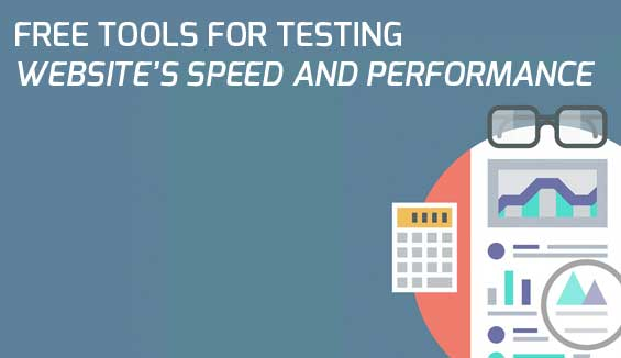 tools for testing website's speed and performance