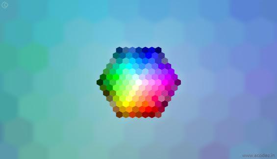 Color Picker - HTML